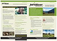 Fertilizer New Zealand Company Profile Fertiliser fertilizer nz organic liquid humate phosphate calcium nitrogen magnesium microbes